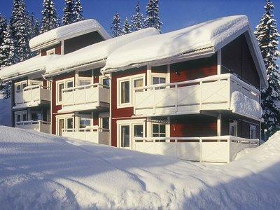 Отель Are Bjornen Vargen APT 3* Оре Швеция