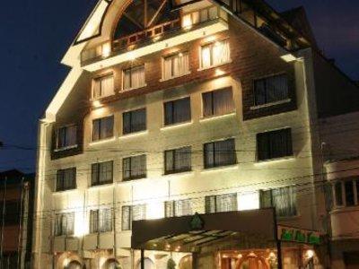 Отель Best Western Finis Terrae Hotel 4* Пунта Аренас Чили