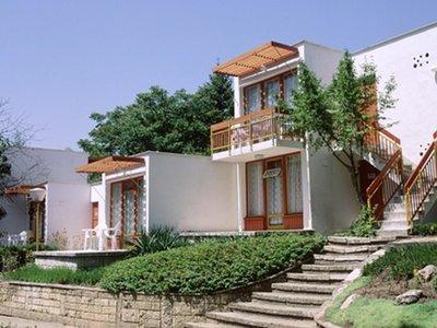 Отель West Villas 2* Албена Болгария