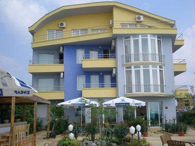 Отель Sofia Beach Hotel 2* Несебр Болгария