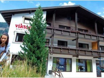 Отель Viktoria 4* Зельден Австрия