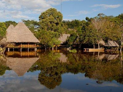 Отель Amazon Yarapa River Lodge 3* Икитос Перу