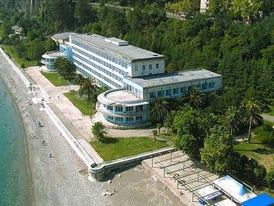 Отель Кавказ 3* Гагра Абхазия