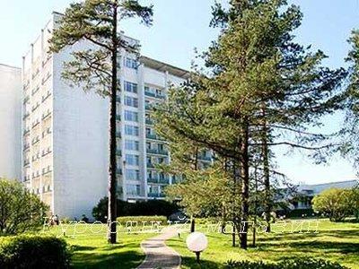 Отель Сестрорецкий Курорт 3* Санкт-Петербург Россия