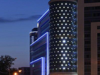 Отель Онегин 4* Екатеринбург Россия