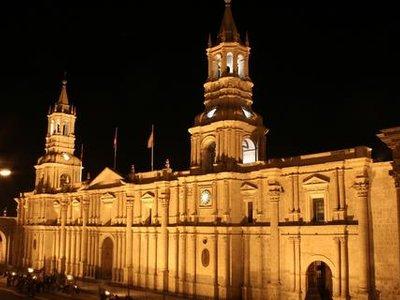 Отель Sonesta Posada del Inca Arequipa 4* Арекипа Перу