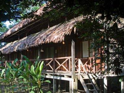Отель Heliconia Amazon River Lodge 3* Икитос Перу