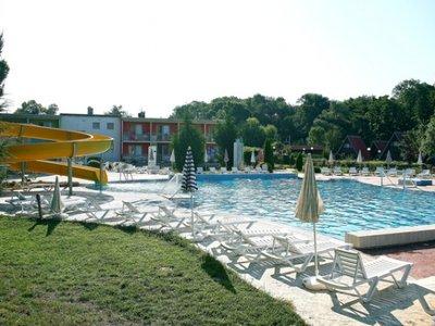 Отель Детский оздоровительный лагерь Бригантина 2* Албена Болгария