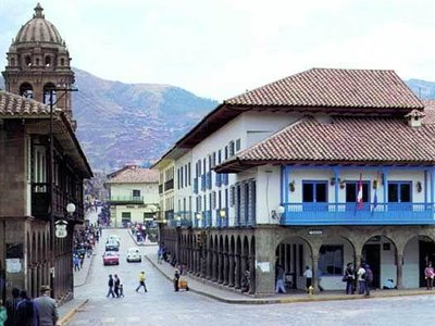 Отель Plaza de Armas 4* Куско Перу