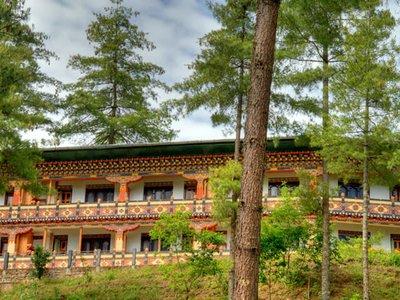 Отель Wangchuk 3* Тхимпху Бутан