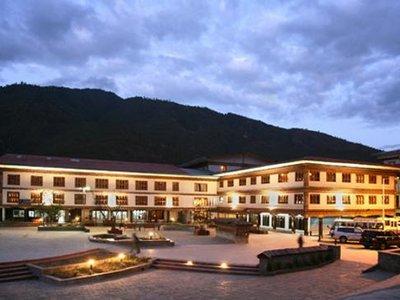 Отель Druk 3* Тхимпху Бутан