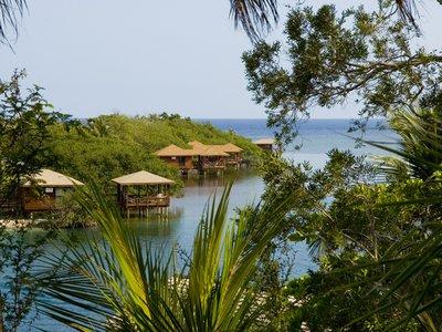 Отель Anthony's Key Resort 4* о. Роатан Гондурас