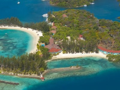 Отель Fantasy Island Beach Resort 4* о. Роатан Гондурас