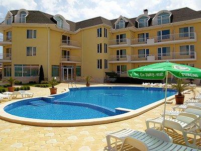 Отель Alexandra Palace 3* Кранево Болгария
