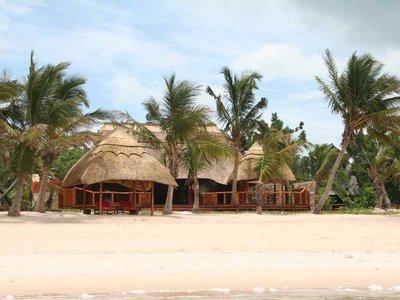 Отель Benguerra Lodge 4* Базаруто Мозамбик