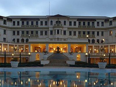 Отель Polana Serena Hotel 4* Мапуту Мозамбик