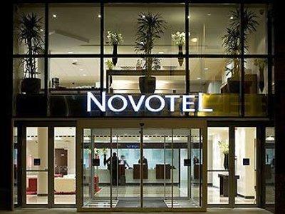 Отель Novotel Luxemburg Centre 4* Люксембург Люксембург