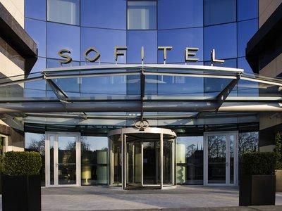 Отель Sofitel Luxemburg Le Grand Ducal 5* Люксембург Люксембург