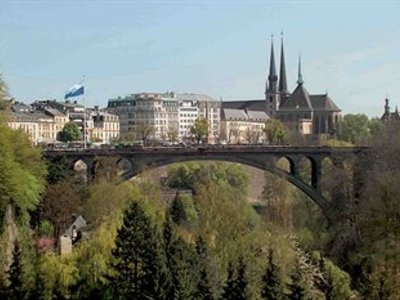 Отель Parc Plaza 3* Люксембург Люксембург