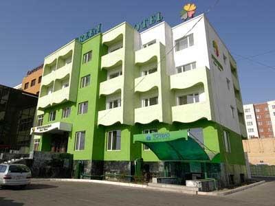 Отель Evergreen 3* Улан-Батор Монголия