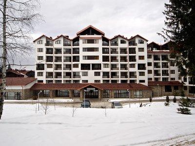 Отель Borovets Gardens Aparthotel 3* Боровец Болгария