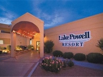 Отель Lake Powell Resort 3* Аризона США