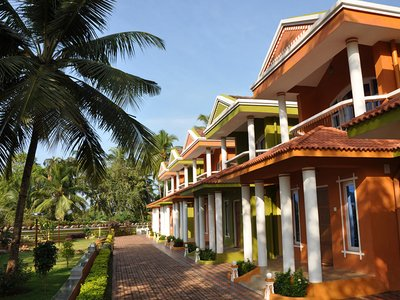 Отель A's Holiday Beach Resort 3* Южный Гоа Индия