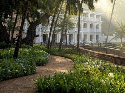 Отель Grand Hyatt Goa 5* Северный Гоа Индия