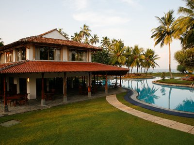 Отель Kosgoda Beach Resort 4* Косгода Шри-Ланка