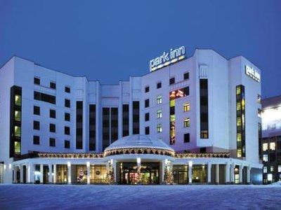 Отель Park Inn Ekaterinburg 4* Екатеринбург Россия