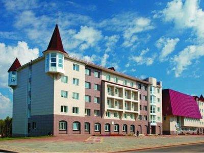 Отель Танай 4* Кемерово Россия