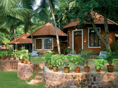 Отель Manaltheeram Ayurveda Beach Village 3* Керала Индия