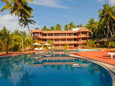 Отель Abad Harmonia 3* Керала Индия