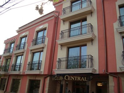 Отель Central SPA Club 4* Хисар Болгария