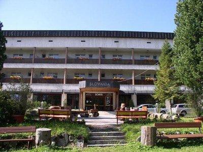 Отель Slovakia 3* Татранска Ломница Словакия