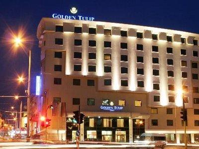 Отель Golden Tulip Varna 4* Варна Болгария