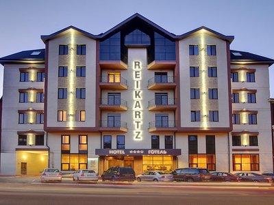 Отель Reikartz Днепр 4* Днепр Украина