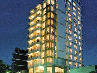 Отель Starlet Hotel 3* Нячанг Вьетнам