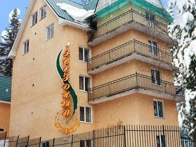 Отель Звездный 3* Домбай Россия