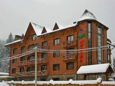 Отель Марина 2* Буковель (Поляница) Украина - Карпаты