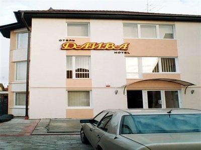 Отель Даива 3* Зеленоградск Россия