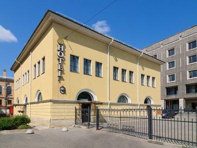 Отель Аристос 4* Санкт-Петербург Россия