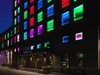 Отель Hotel G 5* Пекин Китай