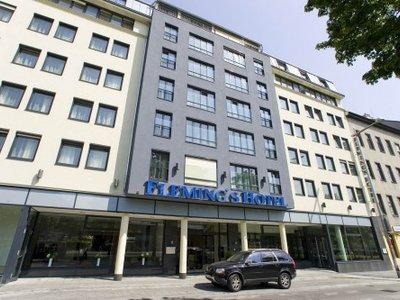 Отель Fleming's Conference Wien 4* Вена Австрия