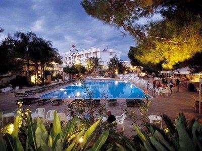 Отель Nicolaus Club Fontane Bianche 4* о. Сицилия Италия