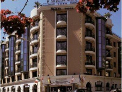 Отель All Suites Residence 4* Канны Франция