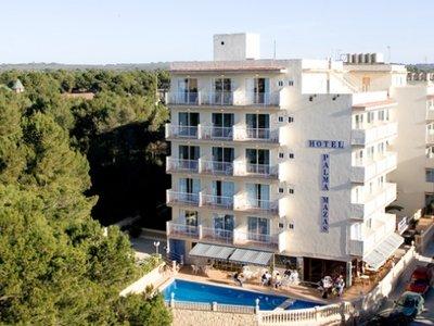 Отель Palma Mazas Hotel 2* о. Майорка Испания