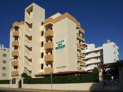 Отель Arlanza Apartments 2* о. Ибица Испания