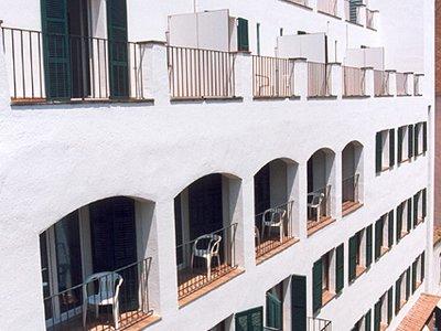 Отель La Caleta 1* Коста Брава Испания