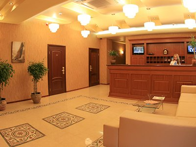 Отель Днепр 2* Херсон Украина